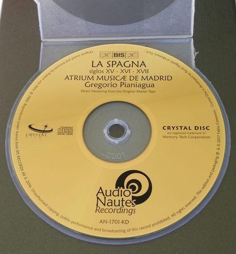 Scott Nangle Audio Best In Audiophile Vinyl New