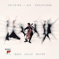 Yo-Yo Ma - Six Evolutions-Bach: Cello Suites  - 3LP
