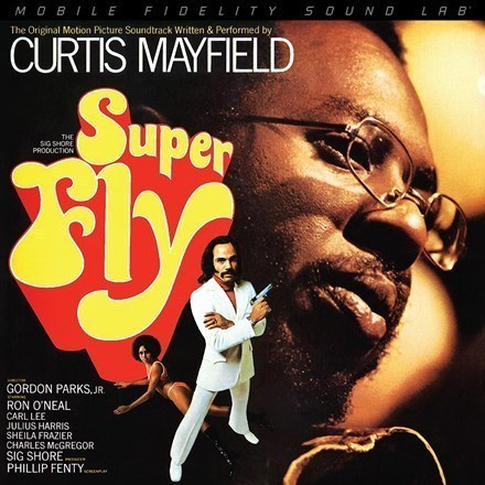 Curtis Mayfield - Superfly - SACD