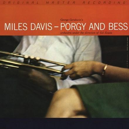 Miles Davis - Porgy And Bess - SACD