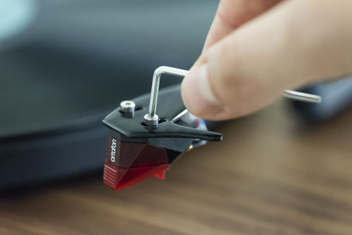 Pro-Ject Mount IT Cartridge Anti-magnetic precision screws