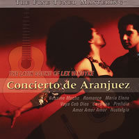 Lex Vandyke - The Latin Sound of Lex Vandyke - Concierto de Aranjuez - LP