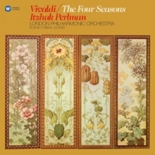 Vivaldi - The Four Seasons : Itzhak Perlman  - LP