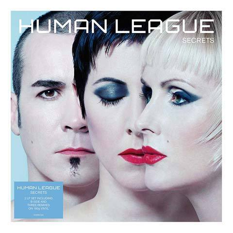 Human League - Secrets - 180g 2LP