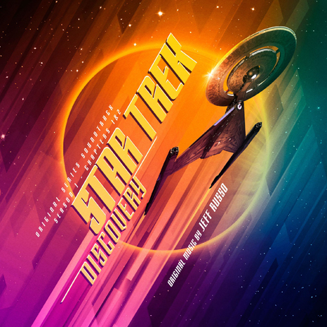 Jeff Russo - Star Trek: Discovery (Original Series Soundtrack) : OST - LP