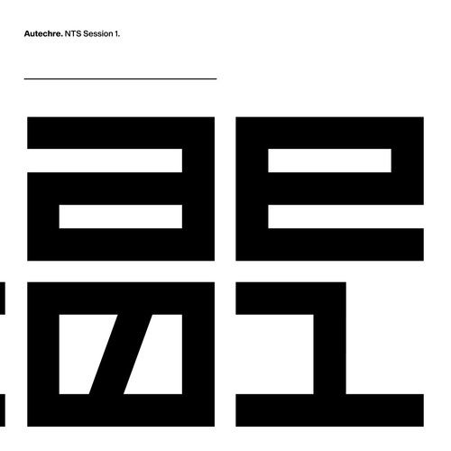 Autechre - NTS Sessions 1 - 3LP