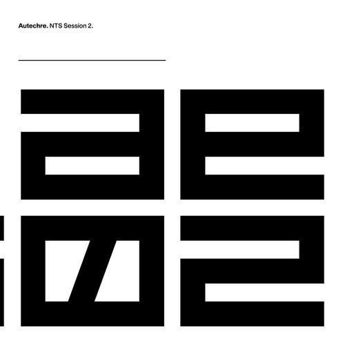 Autechre - NTS Sessions 2 - 3LP