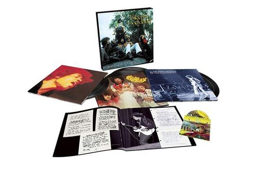Jimi Hendrix - Electric Ladyland (50th Anniversary ) - 180g 6LP     Box Set
