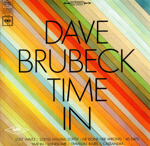 Dave Brubeck  - Time In - 180g LP