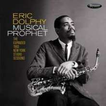 Eric Dolphy -  Musical Prophet: The Expanded 1963 New York Studio Sessions - 180g 3LP Mono