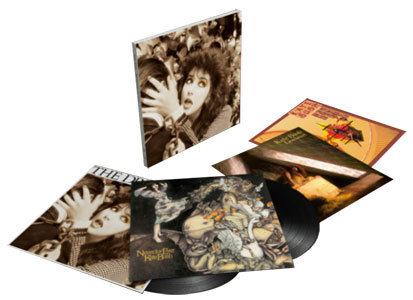 Kate Bush - Remastered in Vinyl l - 180g 4LP Box Set