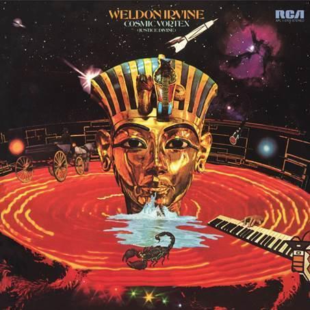 Weldon Irvine - Cosmic Vortex (Justice Divine) - 180g LP