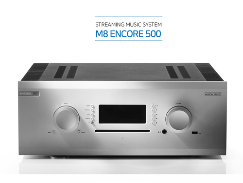Musical Fidelity M8 Encore 500  Streaming System / CD / 500wpc Integrated Amplfier