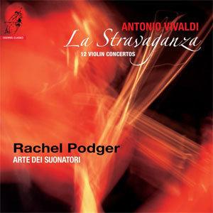 Vivaldi: - La Stravaganza/ Arte Dei Suonatori : Rachel Podger - 180g 2LP