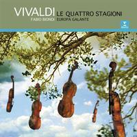 Vivaldi - The Four Seasons : Fabio Biondi : Europa Galante - 180g 2LP