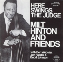 Milt Hinton and Friends - Here Swings the Judge - LP