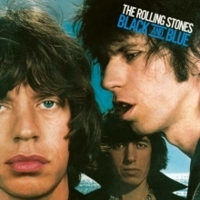 The Rolling Stones  -  Black and Blue    - 180g LP
