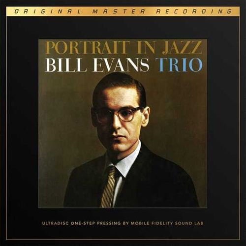 Bill Evans - Portrait In Jazz :  UltraDisc One Step SuperVinyl - 45rpm 180g 2LP Box Set