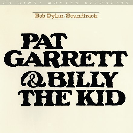 Bob Dylan - Pat Garrett & Billy the Kid - 180g LP