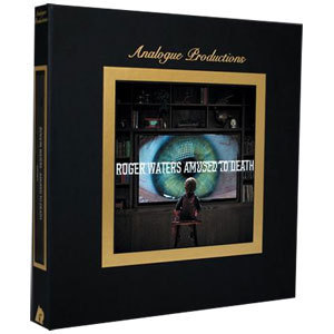 Roger Waters - Amused To Death - 45rpm 200g 4LP Box Set