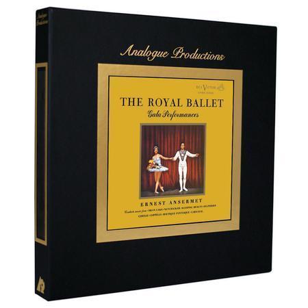 Ernest Ansermet - The Royal Ballet Gala Performances - 45rpm 200g 5LP Box Set