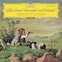 Rita Streich - The Cradle Songs & Folk Songs - 180g LP