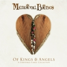Mediæval Bæbes - Of Kings And Angels: A Christmas Carol Collection - LP