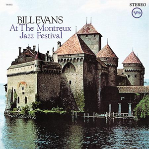 Bill Evans - At The Montreux Jazz Festival - 200g LP ( WAITING REPRESS )
