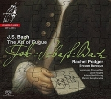 Bach - The Art of Fugue : BWV1080 : Rachel Podger - SACD