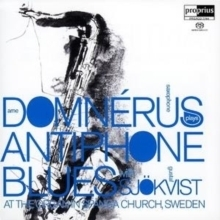 Antiphone Blues - Arne Domnerus with Gustaf Sjokvist - SACD
