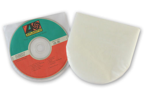 CD Japanese HDPE  Inner Sleeves Anti Static
