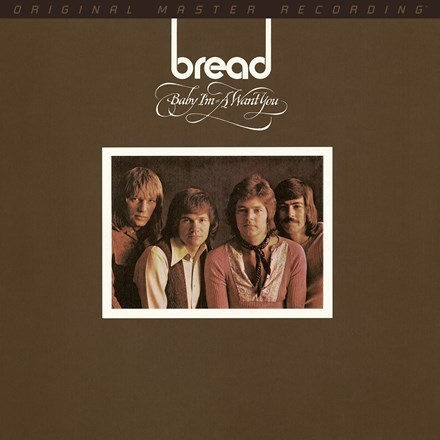 Bread - Baby I'm-A Want You - 180g LP