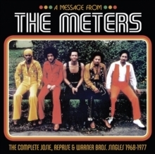 The Meters -A Message from The Meters--The Complete Josie, Reprise & Warner Bros. Singles  - 3LP