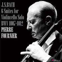 Bach - Cello Suites BWV 1007-1012  : Pierre Fournier - 3LP Box Set