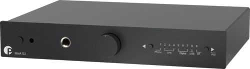 ProJect MaiA S2 Integrated Amplifier 38wpc , Phono MM , DAC