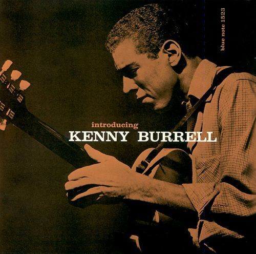 Kenny Burrell – Introducing Kenny Burrell - 180g LP
