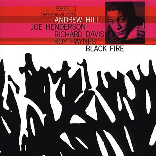 Andrew Hill – Black Fire - 180g LP