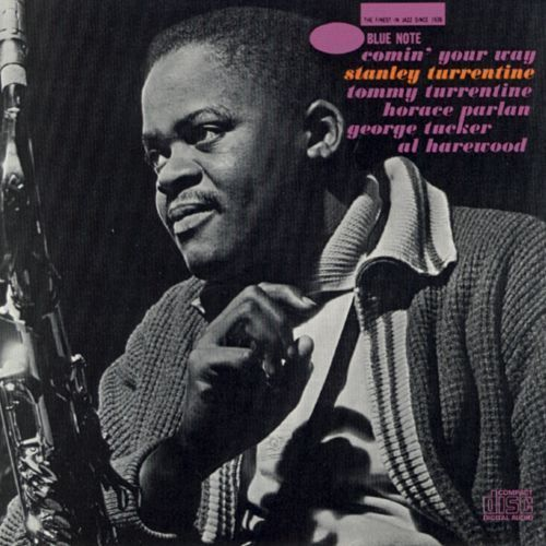 Stanley Turrentine – Comin' Your Way - 180g LP