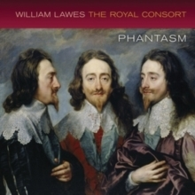 William Lawes - The Royall Consorts :  Elizabeth Kenny:  Daniel Hyde  :  Phantasm - 2SACD