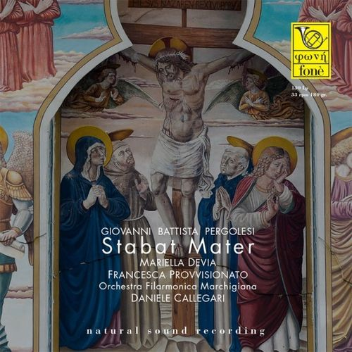 Giovanni Battista Pergolesi - Stabat Mater - 180g LP