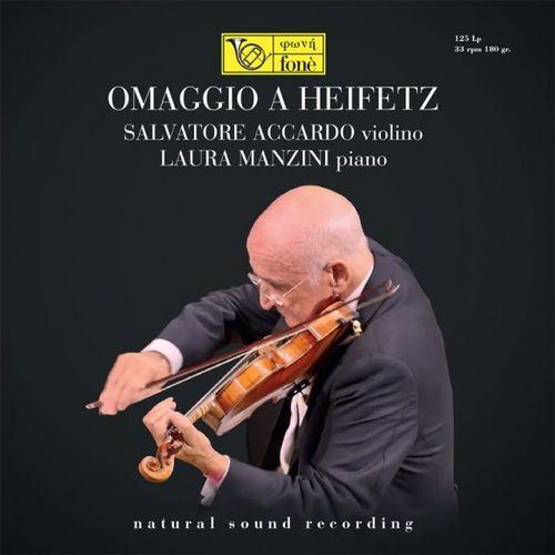 Omaggio A Heifetz - Salvatore Accardo & Laura Manzini - 180g LP