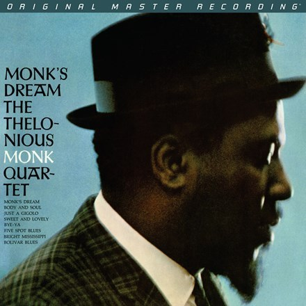 Thelonius Monk - Monk`s Dream - SACD