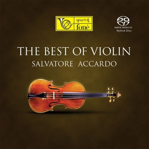 Salvatore Accardo    - The Best Of Violin - SACD