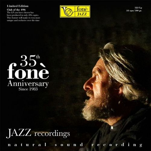35th Jazz Recordings Fone Anniversary - Various Artists - 180g LP
