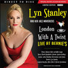 Lyn Stanley -  London With A Twist - Live At Bernie's - D2D Direct To Disc - 45rpm D2D 180g 2LP