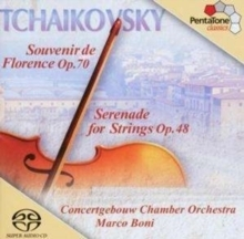 Tchaikovsky -  Serenade for Strings :   Concertgebouw  Orchestra :  Marco Boni - SACD