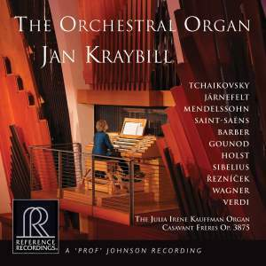 The Orchestral Organ -  Jan Kraybill - SACD