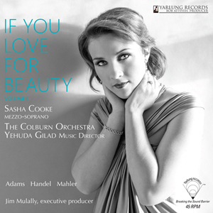 Sasha Cooke - If You Love For Beauty Volume 1 - 45rpm 180g LP