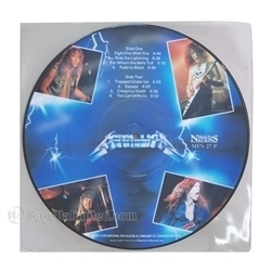 "12"" LP Picture Disc 4.0mil Mylar Outer Sleeves 400 Gauge"