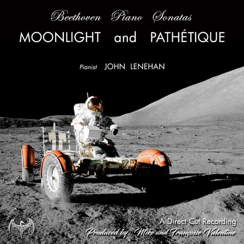 "Beethoven - Piano Sonatas ""Moonlight & Pathétique"" : John Lenehan - 180g D2D LP"